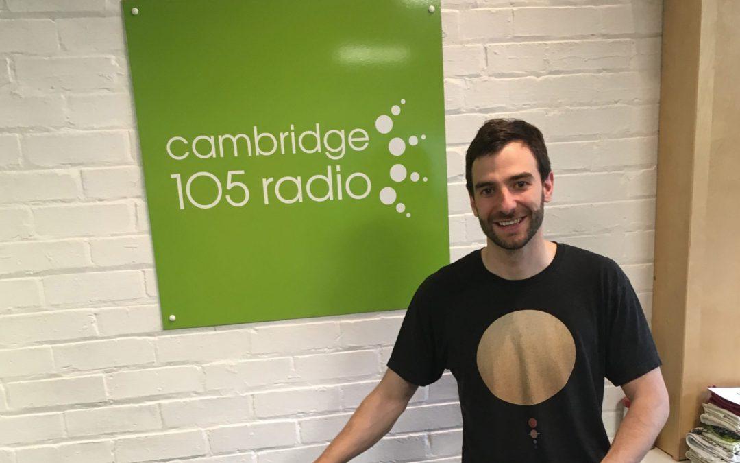 Flit on Cambridge TV & radio