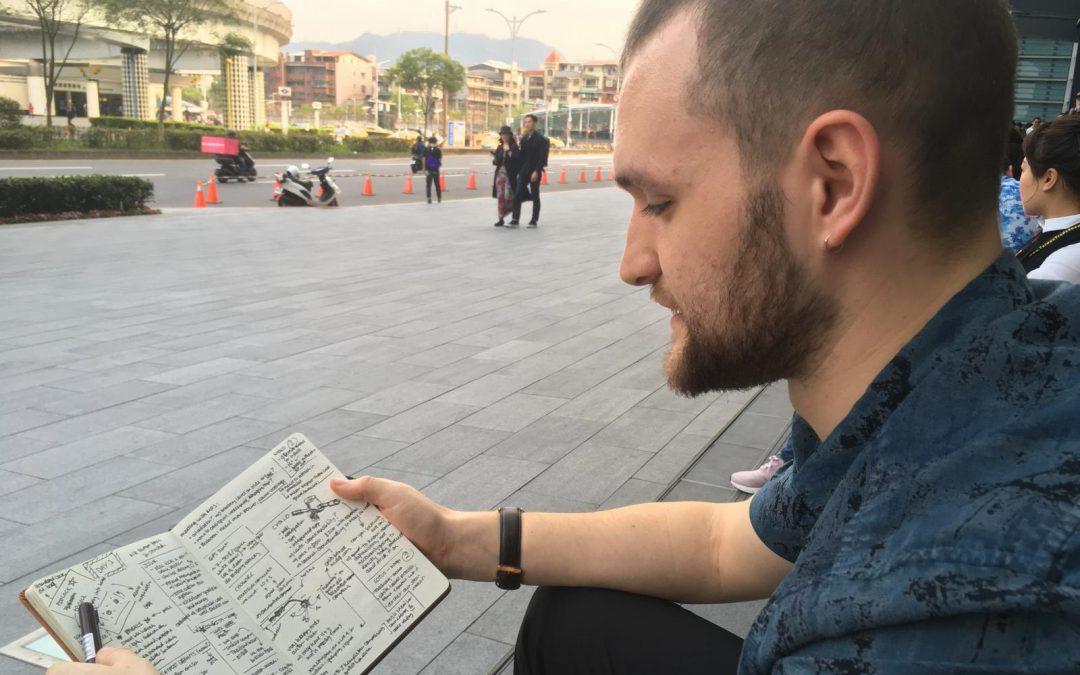 Interning with FLIT – Toby Lane
