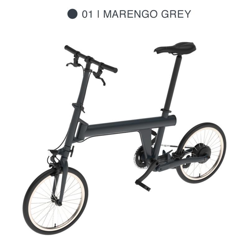 Flit ebike - marengo grey