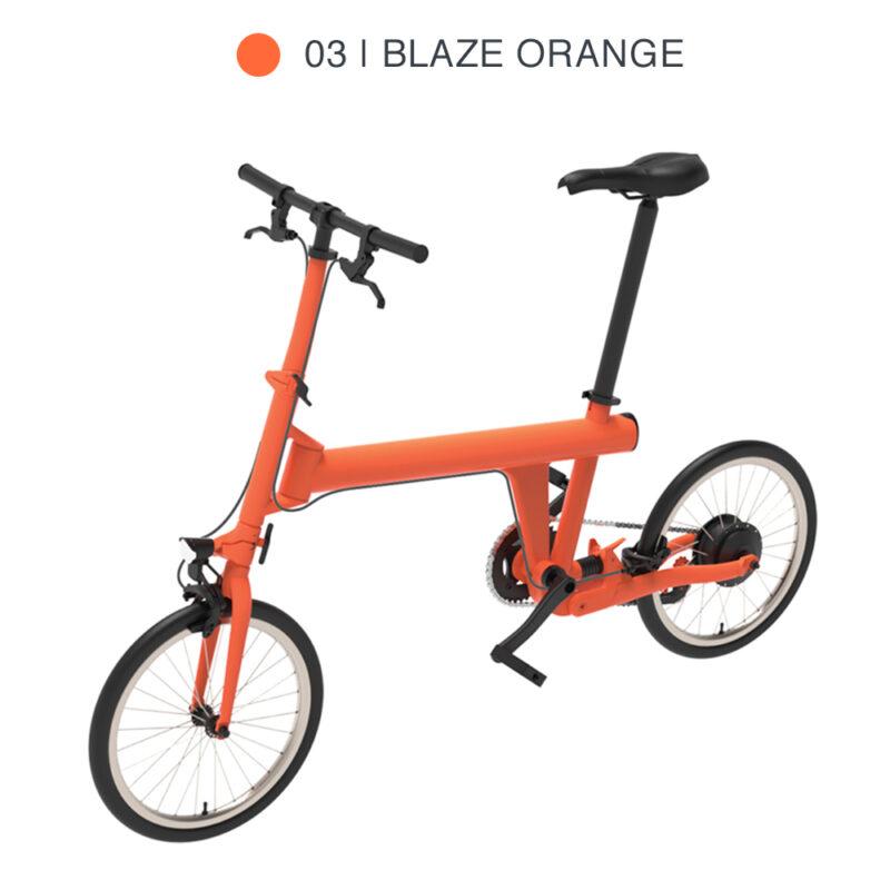 Flit ebike - Bike Colours