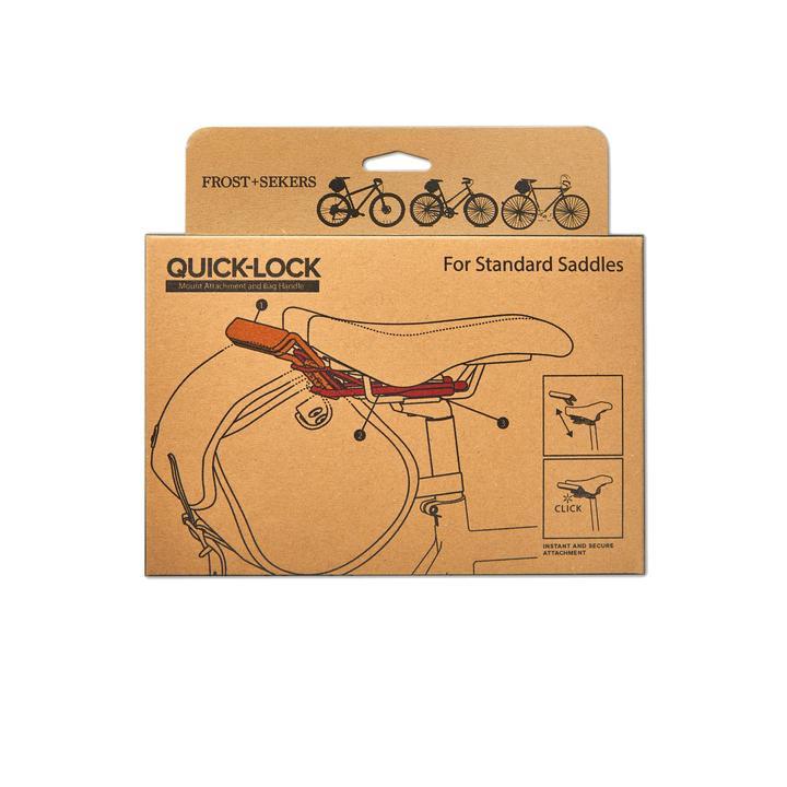 Flit lightweight folding ebike - quicklook saddle mount system
