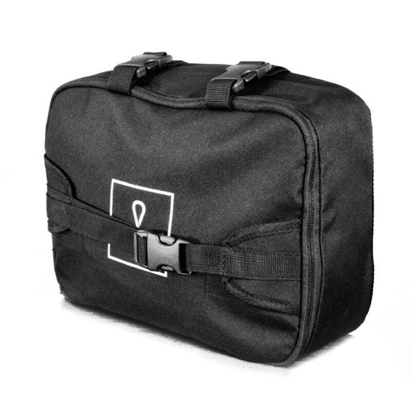 Vincita folding bike travel bag - packed up
