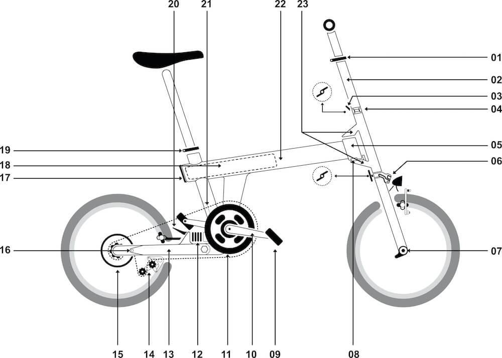 FLIT-16 parts