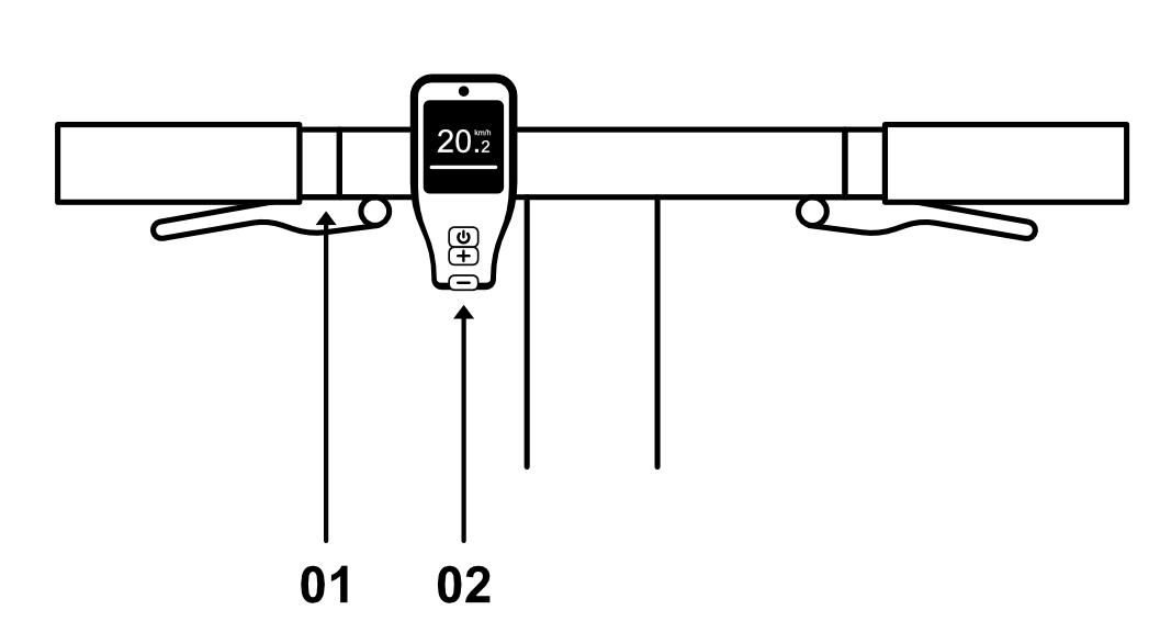 FLIT-16 handlebars